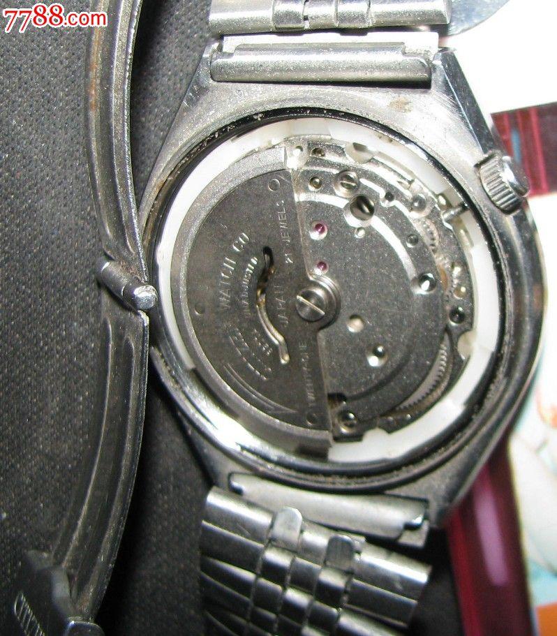西铁城老手表