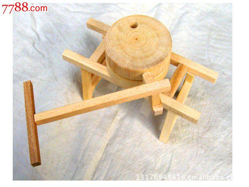 农具手工制作过程