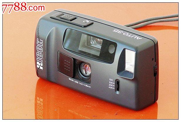 96新功能完全正常日本理光AUTO35傻瓜相机