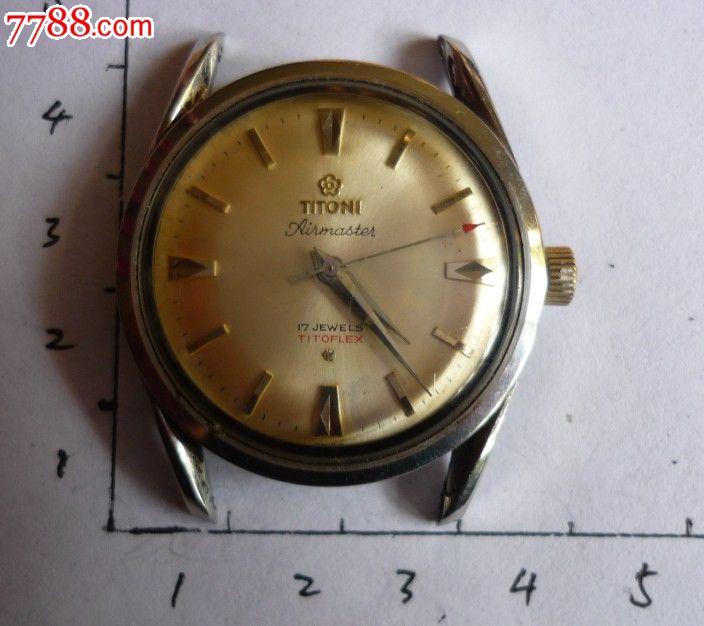 瑞士梅花手表-非统机图片