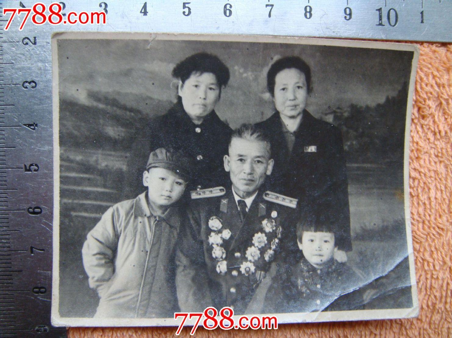 朝鲜老照片
