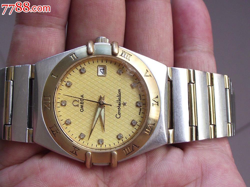 欧米茄星座石英表-au7418049-手表/腕表-加价-7788图片