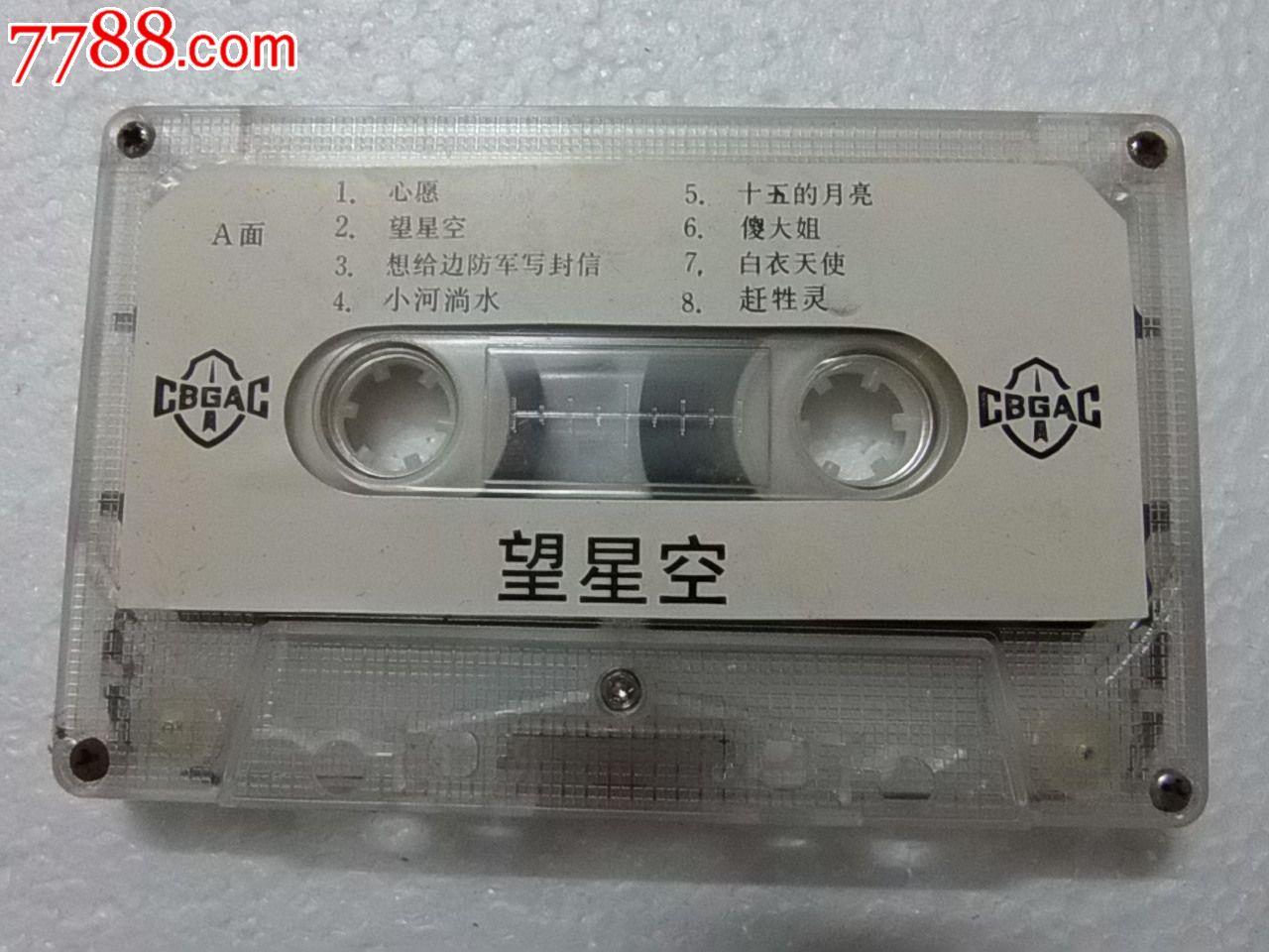 望星空-董文华演唱专辑图片