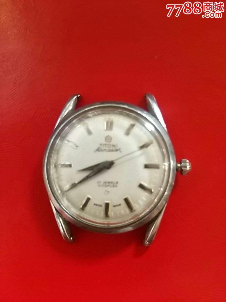 瑞士梅花表-au7659184-手表/腕表-加价-7788收藏图片
