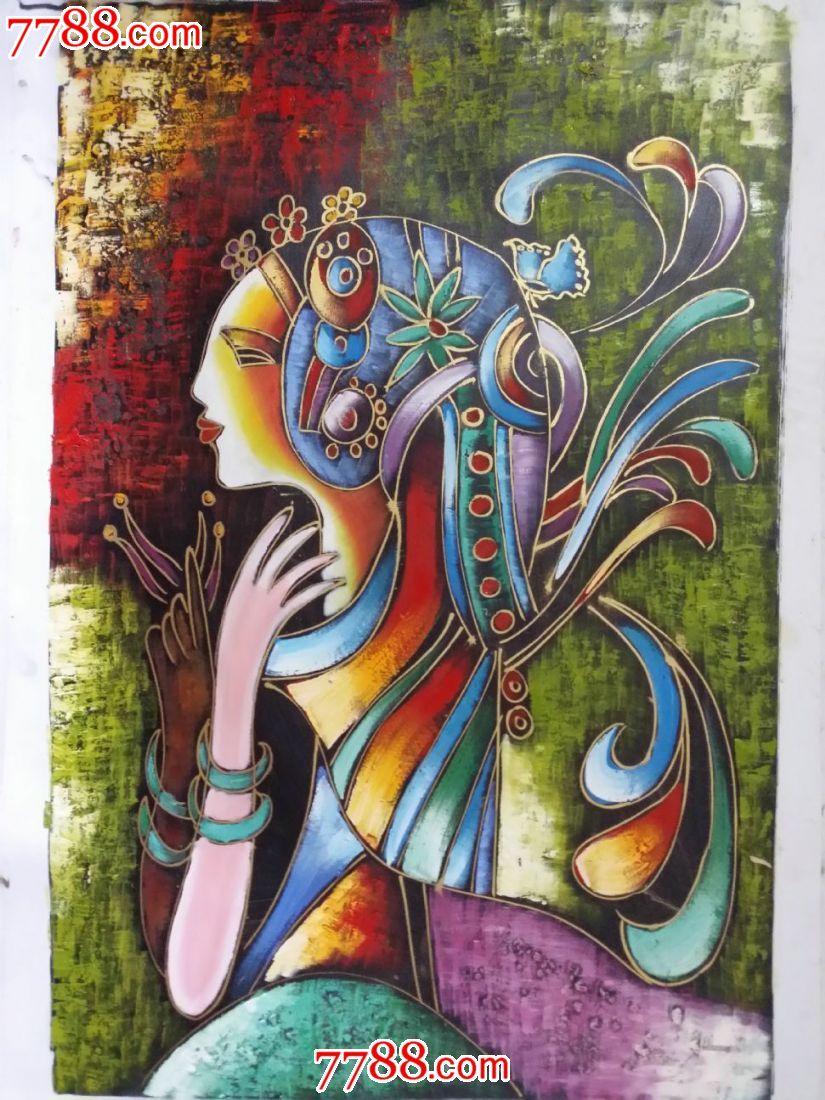 毕加索系列油画20