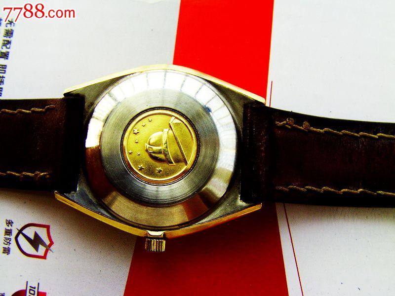 欧米茄镀金天文星座古董故障配件表-au7906508-手表图片