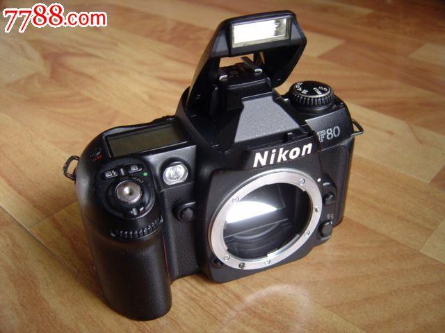 【Nikon F80 使用体验 ~世纪末的流行色~】