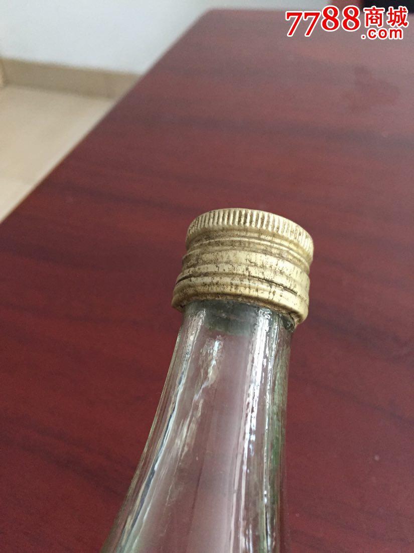 90年代初期52度河南名jiu古寺一瓶