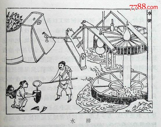 插图本:《中国古代的发明创造》,99+品