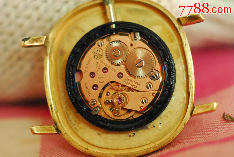 二十道金极品625机芯欧米茄男表-au11201179-手表/--_图片