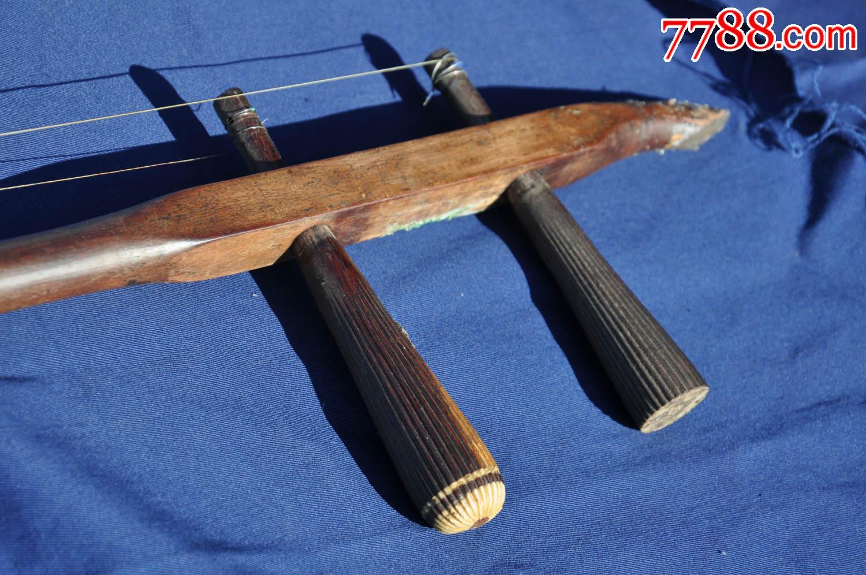 红木二胡琴筒一个,杆和轴白送.图片