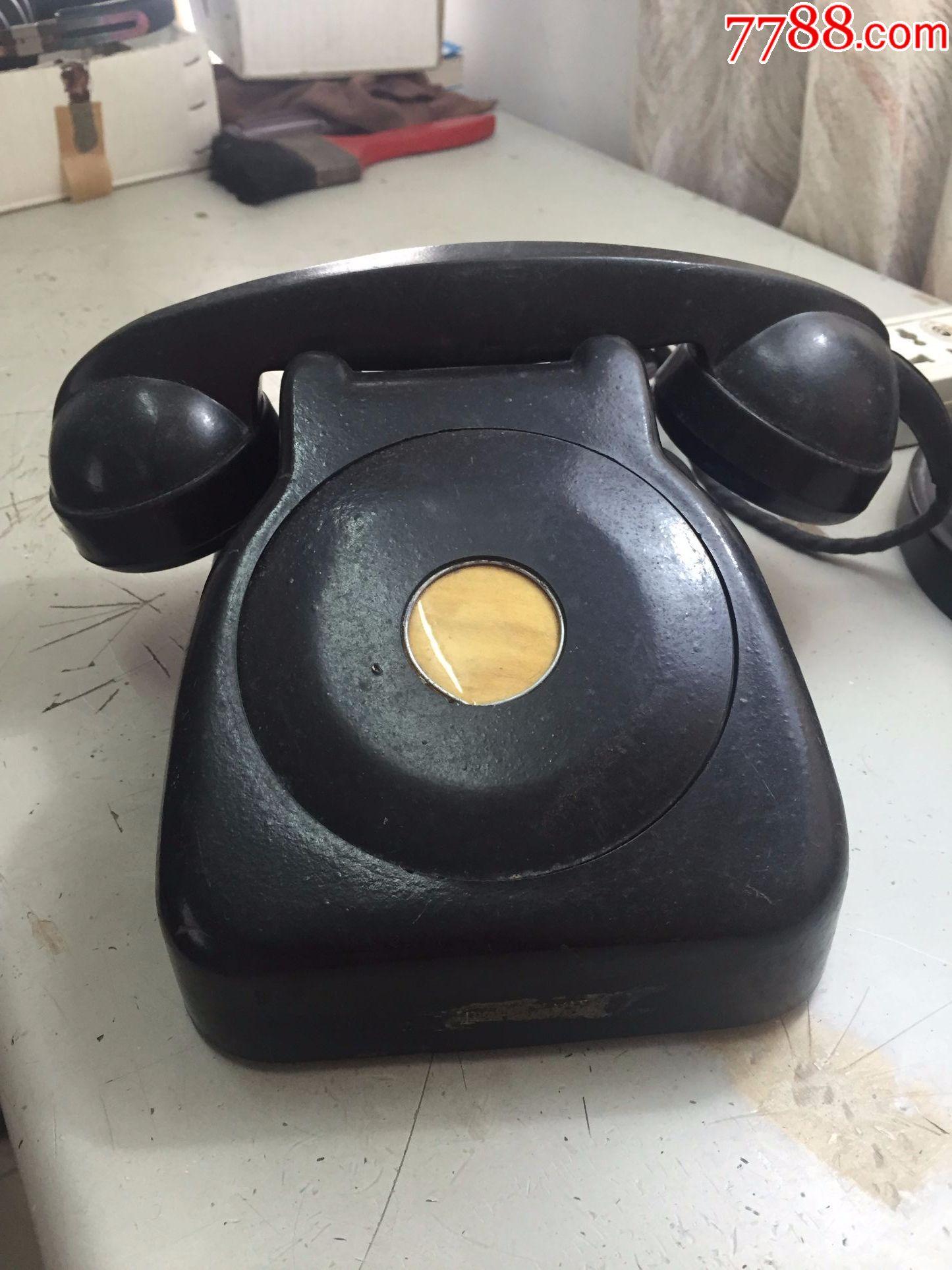 胶木无号盘专用电话(au13233048)_