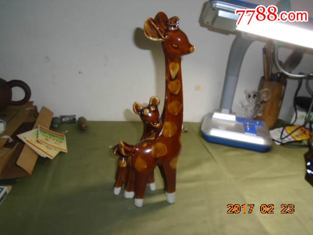 母子长颈鹿(au13849277)_