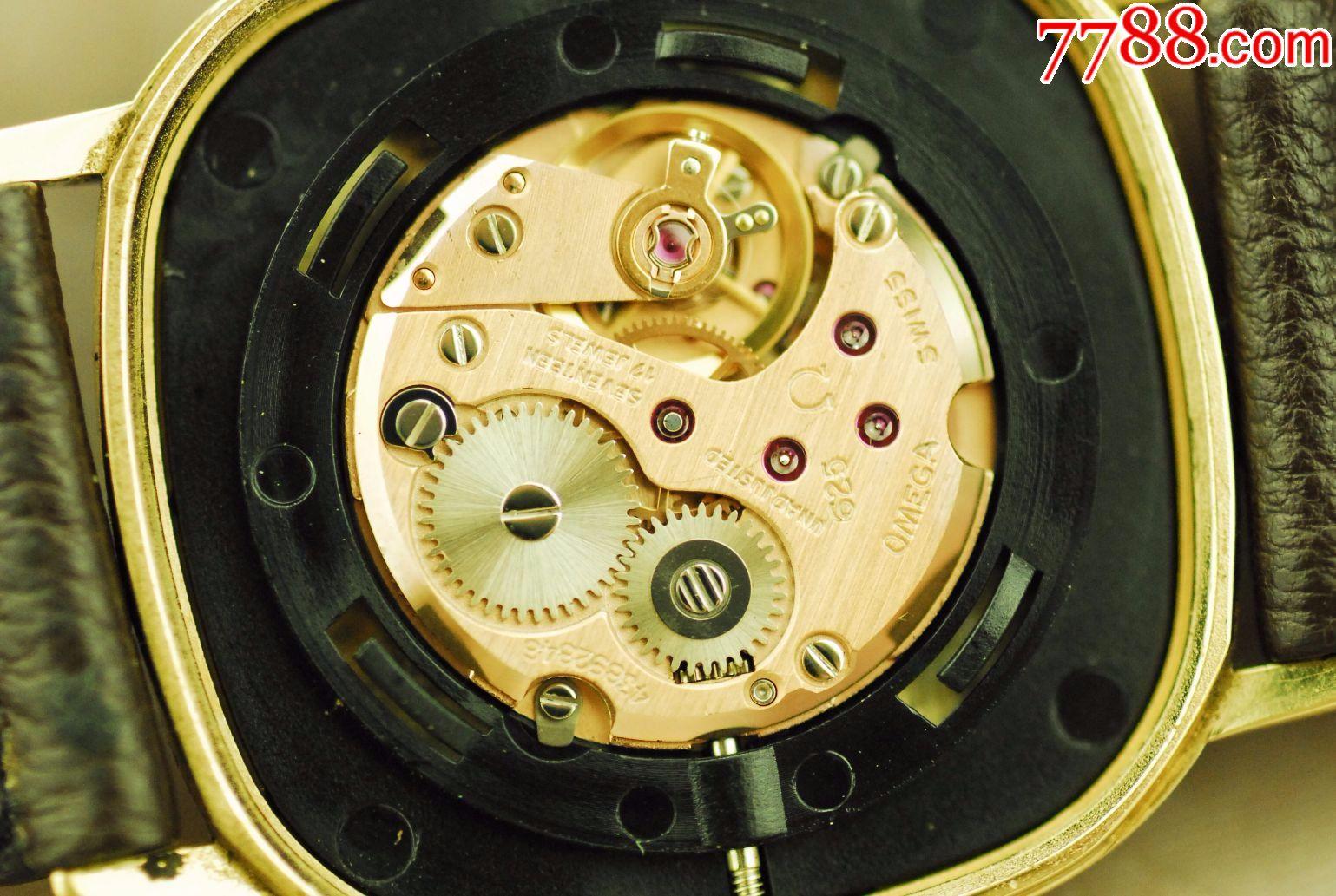 极品机芯欧米茄手表,经典625自产机芯-au13971141-/--图片
