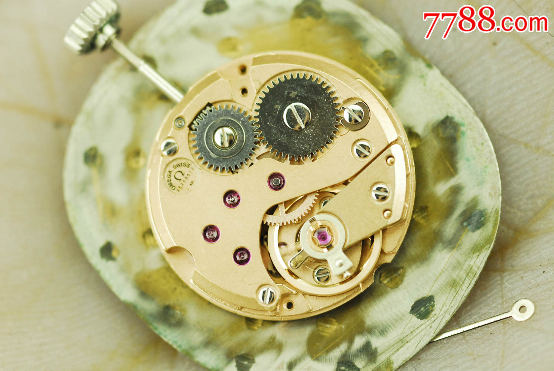 欧米茄625手动男表机芯_手表/腕表_北京名爵表业【__图片