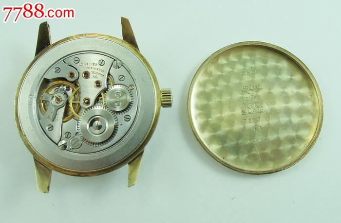 茎9k���-z���(��_9k金黄金实金浪琴-手卷小三针型号23z